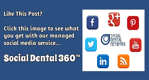 Get a Custom Blog with Social Dental 360™