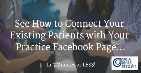 How dentists connect with patients on Facebook