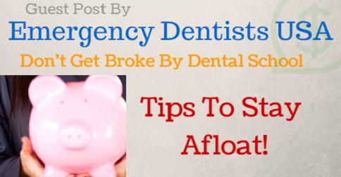 dental student finance tips